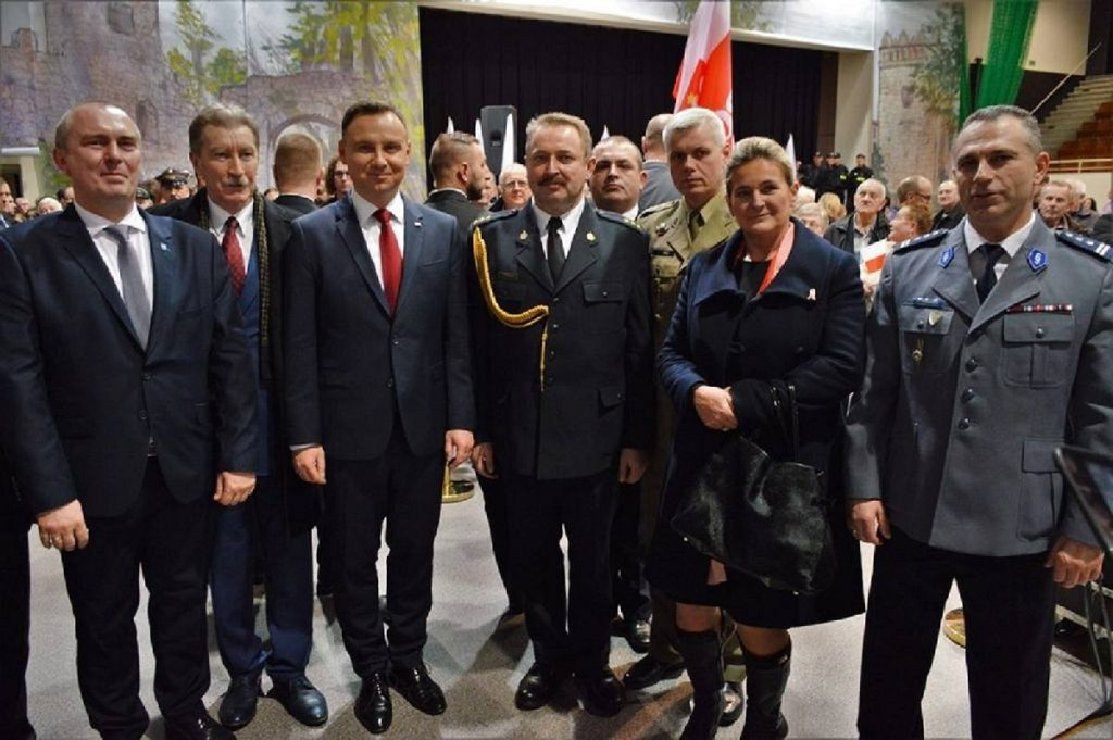 Wizyta Pana Prezydenta RP Andrzeja Dudy w Krapkowicach.